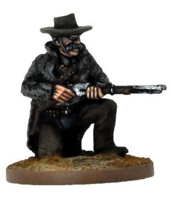 Rogue Buckshot Roberts - Rogues / Galgenvögel - Dead Man's Hand