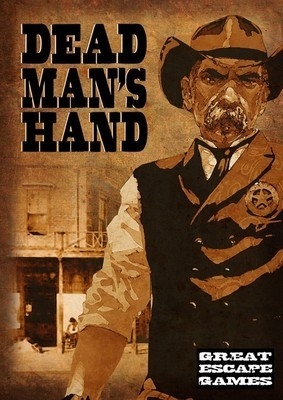 Dead Man's Hand - Rule book and Cards Old West Skirmish Wargaming (English)