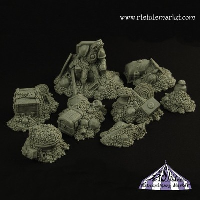 Cursed Fantasy Treasure Terrains - Scenics - Ristul