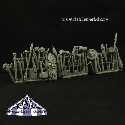Weapons Racks - Scenics - Ristul