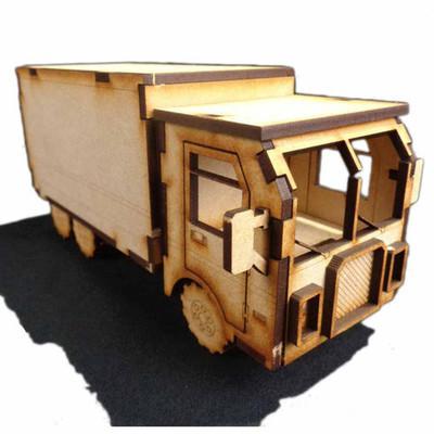 HGV Truck - TTCombat - Kingsley