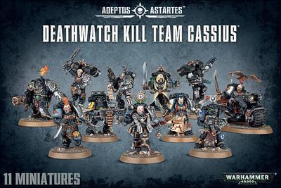 MO: DEATHWATCH KILL TEAM CASSIUS   - Warhammer 40.000 - Games Workshop