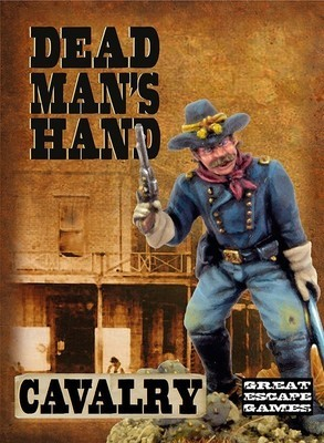 US Kavallerie (7) - 7th Cavalry Gang - Dead Man's Hand