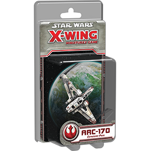 Star Wars X-Wing: ARC-170 - Erweiterung-Pack DEUTSCH