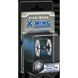 Star Wars X-Wing: TIE der Spezialeinheiten Special Forces - Erweiterung-Pack ENGLISH