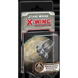 Star Wars X-Wing: Sternenjäger des Protektors Protectorate Starfigher - Erweiterung-Pack DEUTSCH