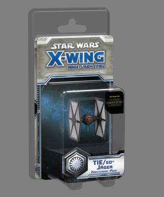 Star Wars: X-Wing Miniaturen-Spiel - TIE/FO-Jäger Erweiterung English