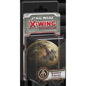 Star Wars: X-Wing - Kihraxz-Jäger Erweiterung-Pack Deutsch