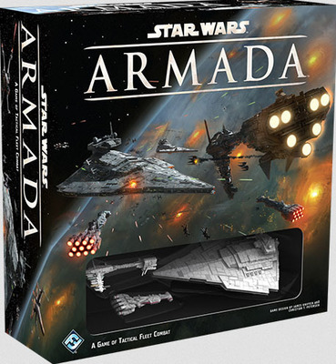 Star Wars: Armada Grundspiel Deutsch