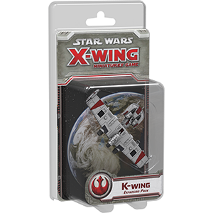 Star Wars: X-Wing - K-Wing Erweiterung-Pack English