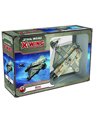 Star Wars: X-Wing - Ghost Erweiterung-Pack