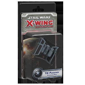 Star Wars: X-Wing - TIE-Vergelter (Punisher) Erweiterung-Pack Deutsch