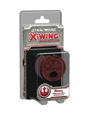 Star Wars: X-Wing - Rebel Maneuver Dial • Upgrade Kit - SWX49