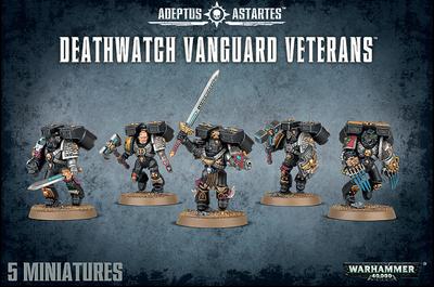 DEATHWATCH VANGUARD VETERANS - Warhammer 40.000 - Games Workshop