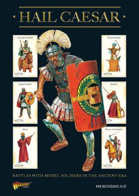 Hail Caesar Rulebook (e) Regelbuch - Hail Caesar - Warlord Games