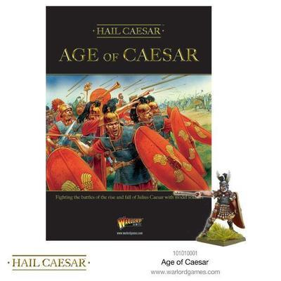 Age of Caesar (e) Erweiterung - Hail Caesar - Warlord Games