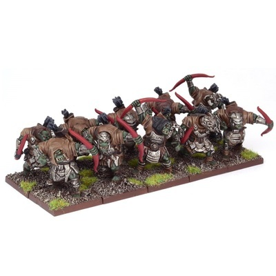 Orc Skulks - Orks - Kings of War - Mantic Games
