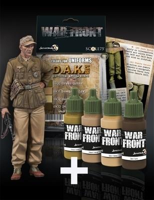 Gefreiter DAK - Warfront - Scale75