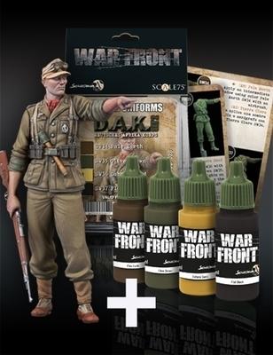 Oberschütze DAK und Paint Set- Warfront - Scale75