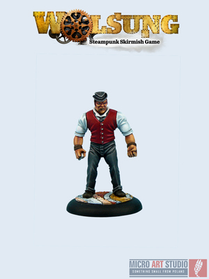 Ash and Oak - Ogre Bruiser #2 (1) - Wolsung