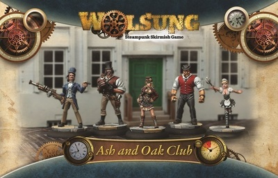 Ash and Oak - Club Starter 2 (5) - Wolsung