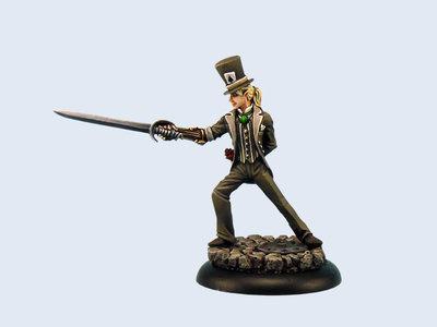 Ash and Oak - Sir Lance Oakwood (1) - Wolsung