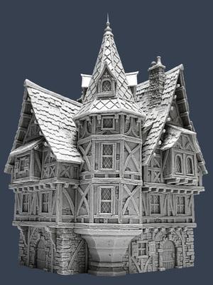 Mansion - Herrenhaus - Tabletop World