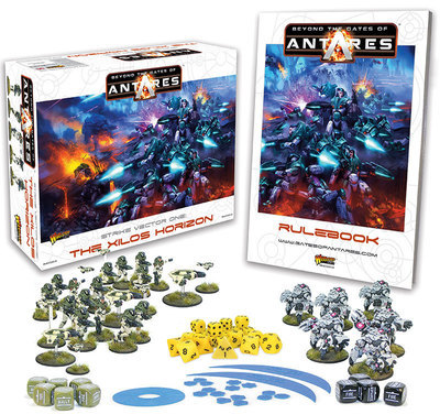 Beyond the Gates of Antares Starter Set (DEUTSCH) - Warlord Games