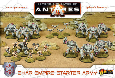 Ghar Empire Starter Army - Beyond The Gates Of Antares