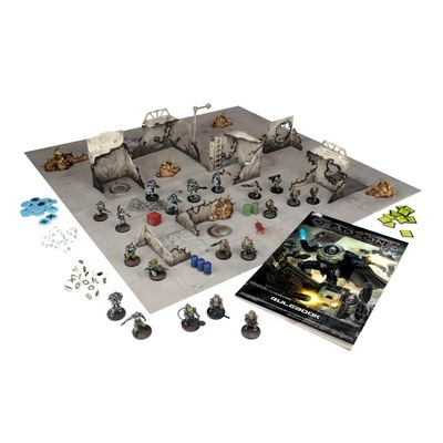 Deadzone 2nd Edition Starter Set (e) - Mantic Games