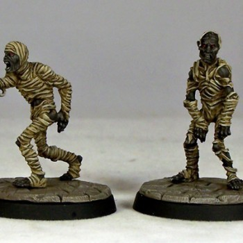 UD9 – Mummies (2) - Otherworld Miniatures