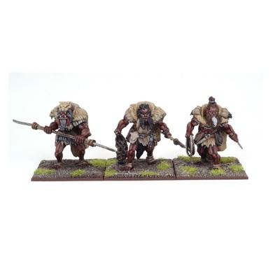 Ogre Hunters - Oger - Kings of War - Mantic Games