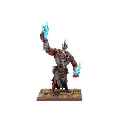 Ogre Warlock - Oger - Kings of War - Mantic Games