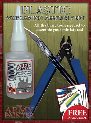 Plastic assembly set - Army Painter Tools