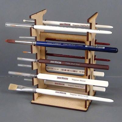 Paint Brush Rack - Pinselhalter - TTCombat - Kingsley