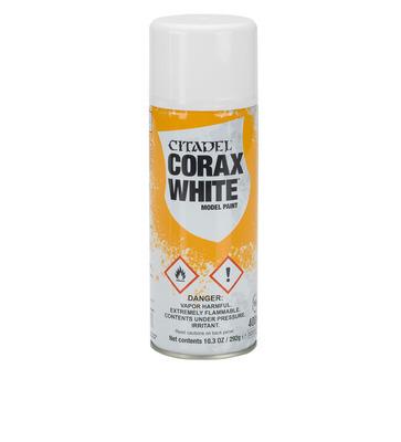 Corax White Spray Sprühgrundierung - Citadel - Games Workshop
