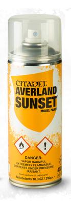 AVERLAND SUNSET SPRAY Farbspray - Citadel - Games Workshop