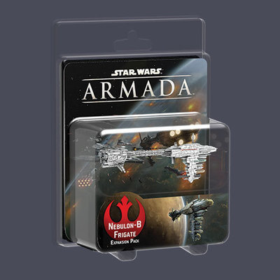 Star Wars: Armada - Nebulon-B-Fregatte Erweiterungspack