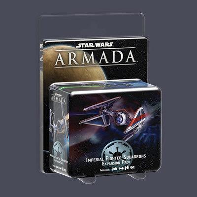 Star Wars: Armada - Sternenjägerstaffeln des Imperiums Erweiterungspack