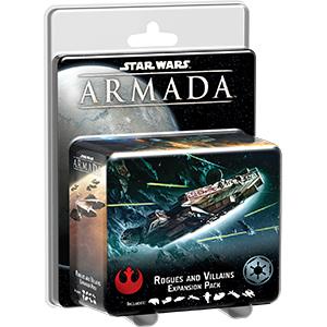 Star Wars: Armada - Schurken und Abschaum Erweiterungspack