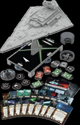Star Wars: Armada - Sternenzerstörer Imperium-Klasse Erweiterungspack