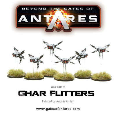 Ghar Flitters - Beyond The Gates Of Antares