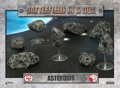 Asteroids - Asteroiden - Gale Force Nine