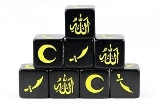 C&C Islamic Faction Dice Saga Würfel