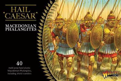 Macedonian Phalangites Mazedonier - Hail Caesar - Warlord Games