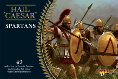 Spartans (40) Spartaner - Hail Caesar - Warlord Games