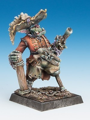 Gront - Goblin Piraten - Freebooter's Fate