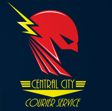 Central City Courier Service - Men - L - Shirt