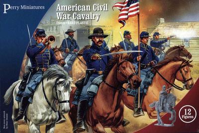 American Civil War Cavalry  - Perry Miniatures