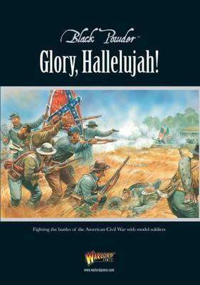 Glory Hallelujah! (American Civil War) (e) - Black Powder Erweiterung - Warlord Games